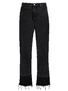 Rachel Comey Legion high-rise slim-leg jeans $360, available here: http://rstyle.me/~9WEw6