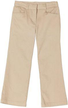 Izod Girls 7-16 Stretch Twill Bootcut Pant