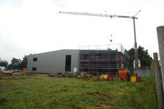 Schwarzenbek, Neubau in der Industriestraße
