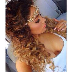 Love those curls Nikki