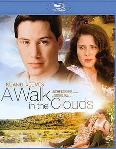 A Walk in the Clouds (Blu-ray Disc, 2011)