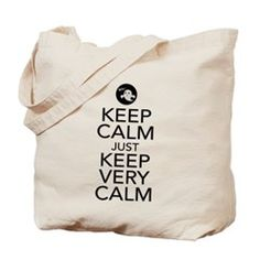 Keep Calm just Keep Very Calm Tote Bag> Keep Calm just Keep Very Calm> Victory Ink Tshirts and Gifts