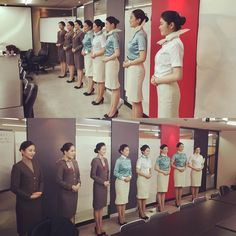 KOREAN AIR Flight Attendant/ Cabin Crew of ✩INSTAGRAM✩ See this Instagram photo by @flyever_js • 30 likes