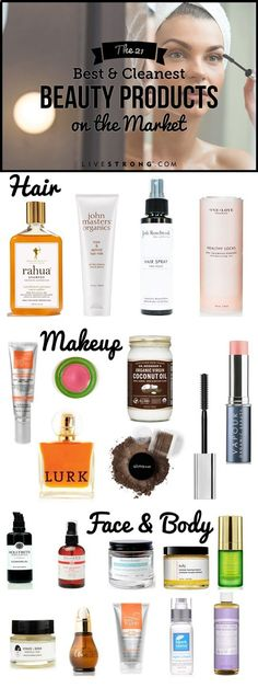 """LIVESTRONG's guide to the best """"green"""" and """"natural"""" beauty products: www.livestrong.co..."""