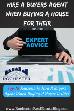 Hire A Buyers Agent When Buying A House For Their Expert Advice! http://www.rochesterrealestateblog.com/top-10-reasons-hire-a-buyers-agent-buying-house/ via @KyleHiscockRE