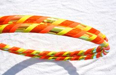 Hula Hoop -Custom Here Comes The Sun Hoola Hoop - Collapsible for Travel - Dance or Exercise. $22.00, via Etsy.