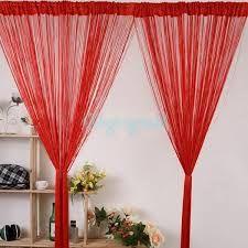 Картинки по запросу string curtains for windows