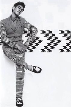 T.O.P - so styling