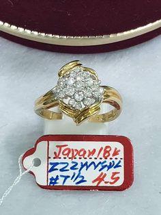 Druzy Ring, Diamond Rings, Best Sellers, Japan, Facebook, Gold, Accessories, Jewelry, Jewlery