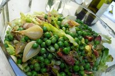 Get Petits Pois a la Francaise Recipe from Cooking Channel