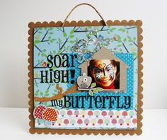 Using Recycled Materials  By Virginia Nebel