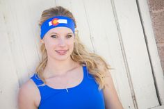 Bolder Band Colorado Headband