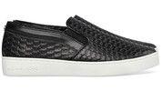 Zwarte Michael Kors schoenen Colby Slip On sneakers