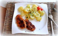 Simi´s Sattmacher- Rezepte und mehr.....: Schwäbischer Kartoffelsalat