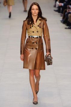 Burberry Prorsum Fall 2013 RTW Collection - Fashion on TheCut
