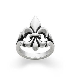 James Avery Fleur de Lis Ring #Dillards