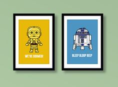 Hey, I found this really awesome Etsy listing at https://www.etsy.com/se-en/listing/201113902/star-wars-inspired-wall-art-kids-wall
