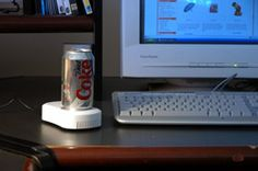 USB Beverage Cup Cooler and Warmer