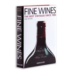 Become a connoisseur with Assouline's best seller about the best wines since Assouline, Gifts For Wine Lovers, Fine Wine, Wine Country, Wines, Book Art, Barware, Beer, Good Things