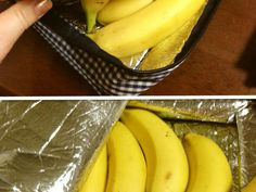 バナナの保存はこれに限る♪の画像 Japanese Food, Food Hacks, Good To Know, Preserves, Food And Drink, Banana, Sweets, Lunch, Meals
