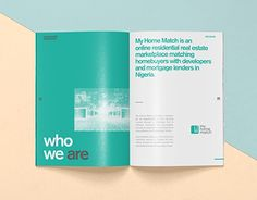 MyHomeMatch® | Brochure