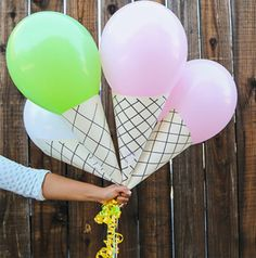 Your kids will go crazy over these adorable balloons!