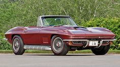 '67 Corvette sells for $3.2 million in new auction record | Motoramic - Yahoo! Autos