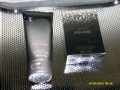Avon Perfume New Fragrance Femme Parfum and lotion