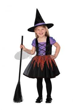 Cute Little Girl Witch Fancy Cosplay Halloween Costume Best Girl Halloween Costumes, Cool Costumes, Witch Costumes, Costumes Kids, Halloween Dresses For Kids, Halloween Kids, Happy Halloween, Girls Vampire Costume, Vampire Costumes