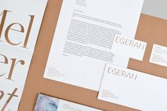 Egeran designed by Project Projects