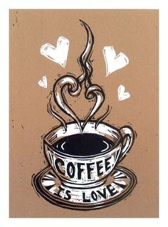 Hello Coffee! ☕