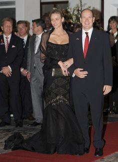 Die Party geht weiter: Am 7. Juli feiert das Fürstenpaar noch einmal in Charlenes Heimat Südafrika eine Hochzeitsparty.