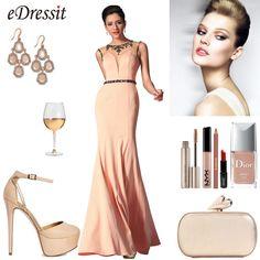 eDressit New Round Neckline Sleevless Evening Prom Gown