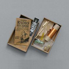 RADIO RECEIVER KIT