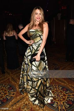 Sofia Vergara attends Angel Ball 2014 hosted by Gabrielle's Angel Foundation at Cipriani Wall Street on October 20, 2014 in New York City.