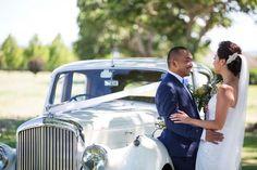 A Rustic-Chic Wedding at Sydney Polo Club - Modern Wedding