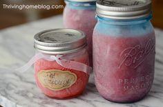 How to Make Homemade Freezer Jam