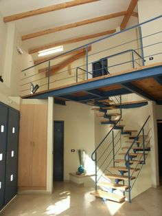 Modern Staircase Floating Staircase Design, Pictures, Remodel, Decor and Ideas - page 154