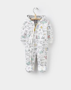 Snug Chalk Pram Suit   Joules UK