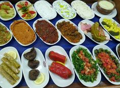 Turkish Mezze Feast to Recreate at Home | Ozlem's Turkish Table