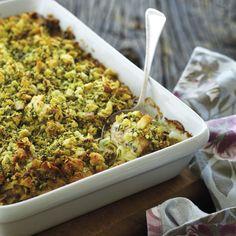 Annabel Langbein's Chicken and Leek Gratin recipe on Food52