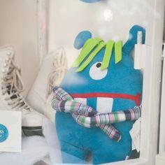 Good, grumpymorning! #die_buntique #diebuntique #buntique #Monster #plush #toy #sewing #design #store #vienna #wesell #handmade #winter