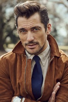 The Definition of a Gentleman by David Gandy.
