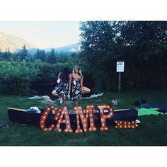 Camp wanderlust #lululemon #wanderlust #yoga #joblove by stephanieprocenko