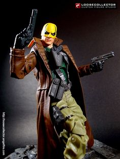 Loosecollector Custom Action Figures Official Website: Orson Randall : Iron Fist