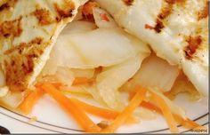 Kimchi - kvašená zalenina + marináda na maso Kimchi, Pavlova, Cauliflower, Vegetables, Food, Cauliflowers, Essen, Vegetable Recipes, Meals