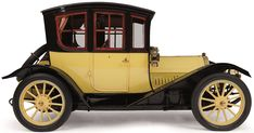 1912 Regal MODEL NC Colonial Coupe