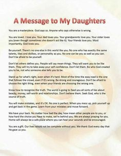 60 Inspiring Mother Daughter Quotes and Relationship Goals 17 Letter To Daughter, Mom Quotes From Daughter, To My Daughter, Daughters, Mother Birthday Quotes, Mother Quotes, Love My Kids, Family Love, Mother Daughter Activities