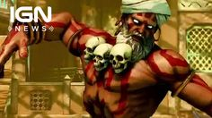 Dhalsim Confirmed for Street Fighter 5 - IGN News