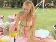 maypole cake tutorial